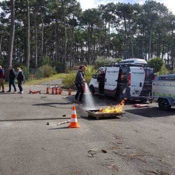 formation et prévention incendie