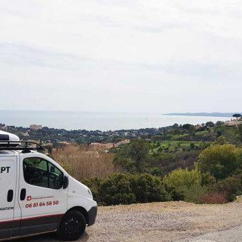 véhicule Prev'Concept Formations, audit conseil en sécurité en Vendée